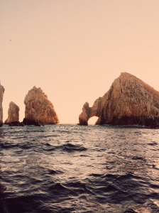 "The ""arch"" in Cabo San Lucas"